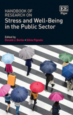 Handbook of Research on Stress and Well-Being in the Public Sector