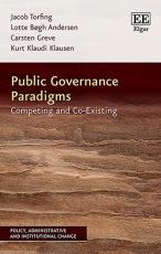 Public Governance Paradigms