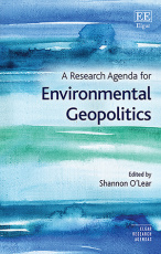 A Research Agenda for Environmental Geopolitics