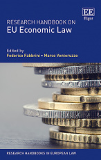 Research Handbook on EU Economic Law