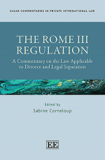 The Rome III Regulation