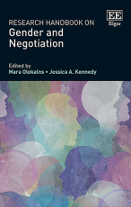 Research Handbook on Gender and Negotiation