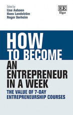 How to Become an Entrepreneur in a Week