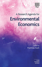 A Research Agenda for Environmental Economics