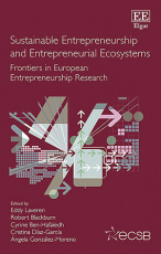 Sustainable Entrepreneurship and Entrepreneurial Ecosystems