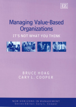 Managing Value-Based Organizations