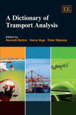 A Dictionary of Transport Analysis