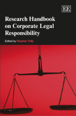 Research Handbook on Corporate Legal Responsibility
