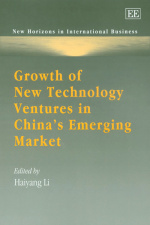 Growth of New Technology Ventures in China's Emerging Market