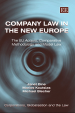 Company Law in the New Europe