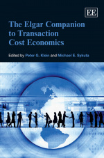 The Elgar Companion to Transaction Cost Economics