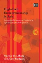 High-Tech Entrepreneurship in Asia