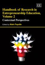Handbook of Research in Entrepreneurship Education, Volume 2