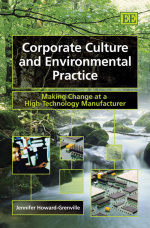 Corporate Culture and Environmental Practice