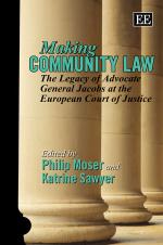 Making Community Law
