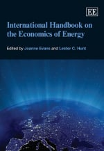 International Handbook on the Economics of Energy