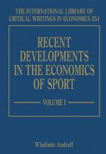 Recent Developments in the Economics of Sport