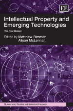 Intellectual Property and Emerging Technologies