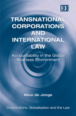 Transnational Corporations and International Law
