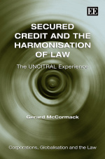 Secured Credit and the Harmonisation of Law