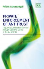 Private Enforcement of Antitrust