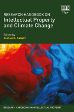 Research Handbook on Intellectual Property and Climate Change