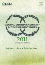 Global Entrepreneurship and Development Index 2011