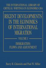 Recent Developments in the Economics of International Migration